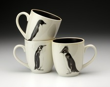 Set of 3 Mugs: Penguins