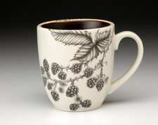 Mug: Blackberries