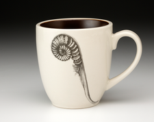 Mug: Coiled Sword Fern