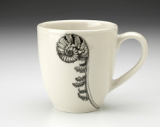 Mug: Coiled Wood Fern
