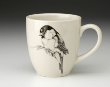 Mug: Black-capped Branch Chickadee