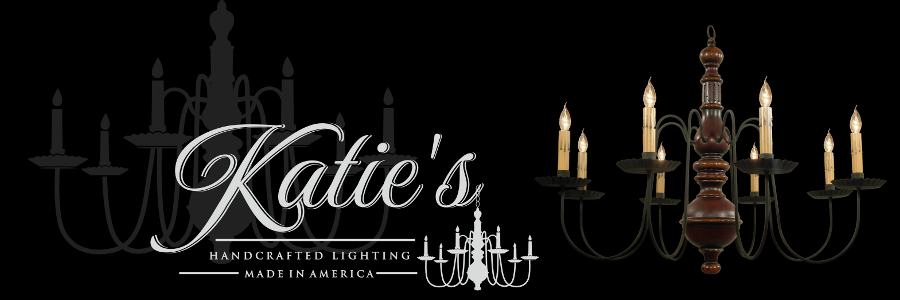 Handcrafted Colonial & Country Style Lighting by Katie's