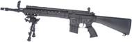 D|Boys BY053 MK12 SPR AEG Rifle with Bi Pod in Black