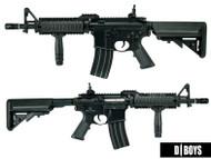 D|Boys M4 RAS II Full Metal AEG in Black