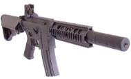 D|Boys M4 RIS SD CQB Full Metal AEG Rifle in Black