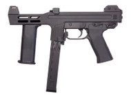 AY Spectre M4 SMG Airsoft Gun AEG in Black