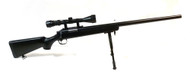 Well MB03 VSR11 Sniper Rifle in Black
