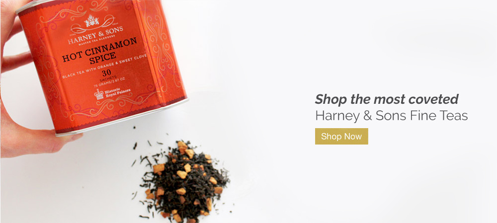 Shop the most coveted Harney & sons Fine Teas