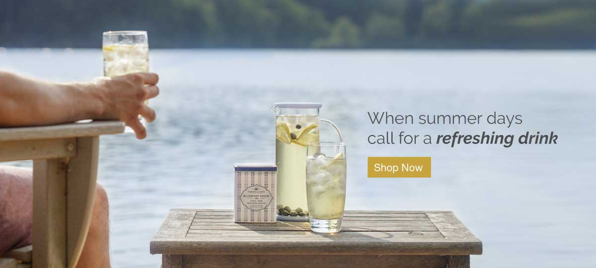 When summer days call for a refreshing drink. Shop Now.