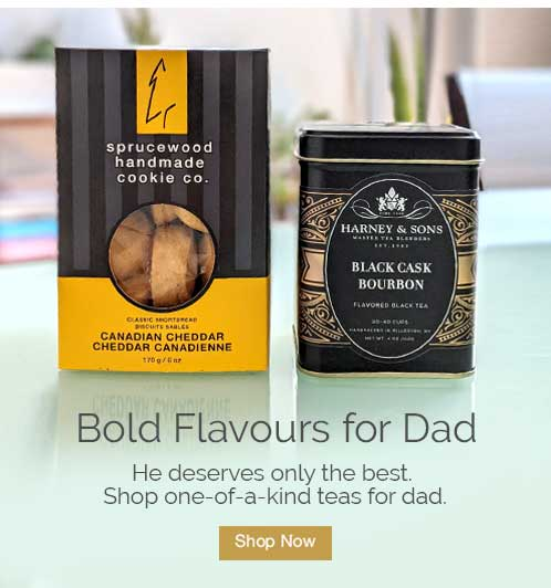 Breakfast Teas - Start your mornings the right way. Shop Now