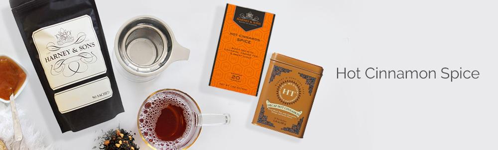 Hot Cinnamon Spice Teas