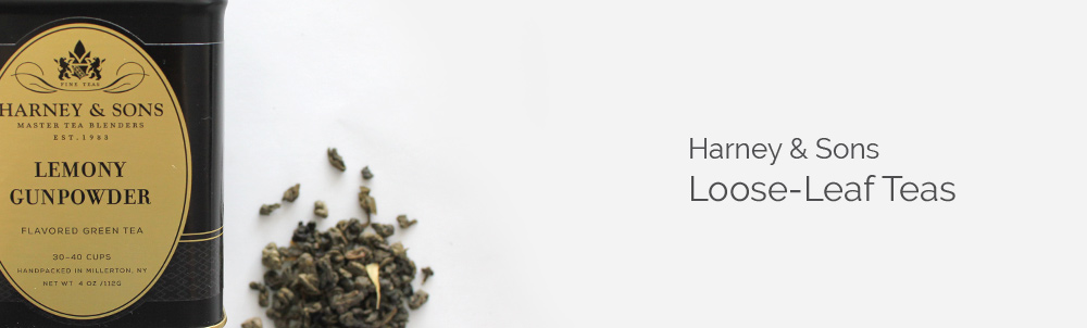 Harney & Sons Loose Leaf Teas