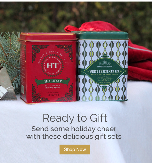 Ready to Gift. Send some holiday cheer with these delicious gift sets