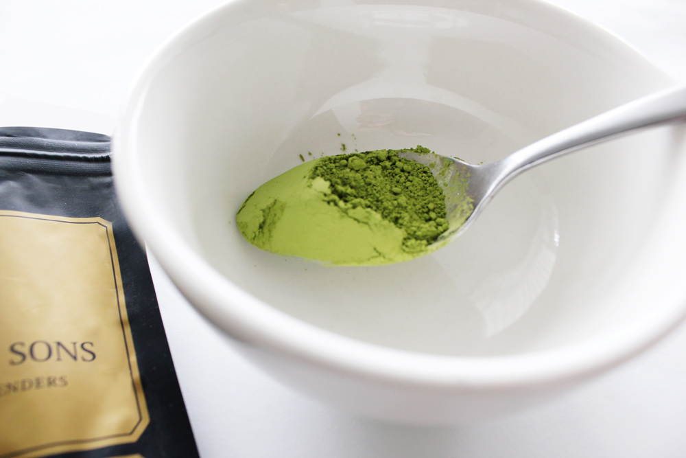 culinary matcha from Harney & Sons
