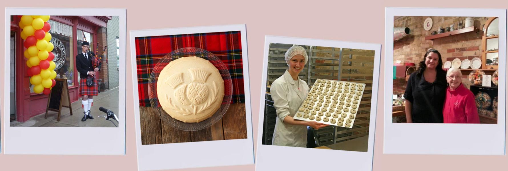 Photos of Mary MacLeods bake shop