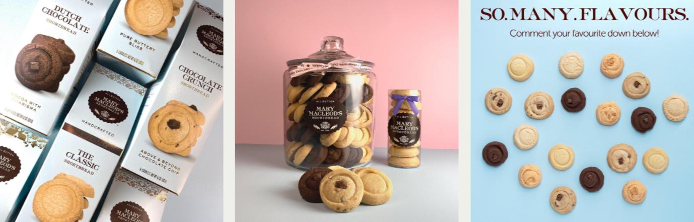 Mary MacLeod's Cookies