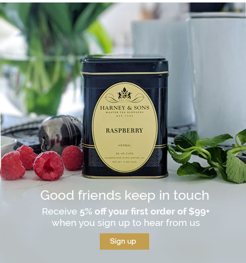 Good friends keep in touch. Receive 5% off your first order of $995+ when you sign up to hear from us.