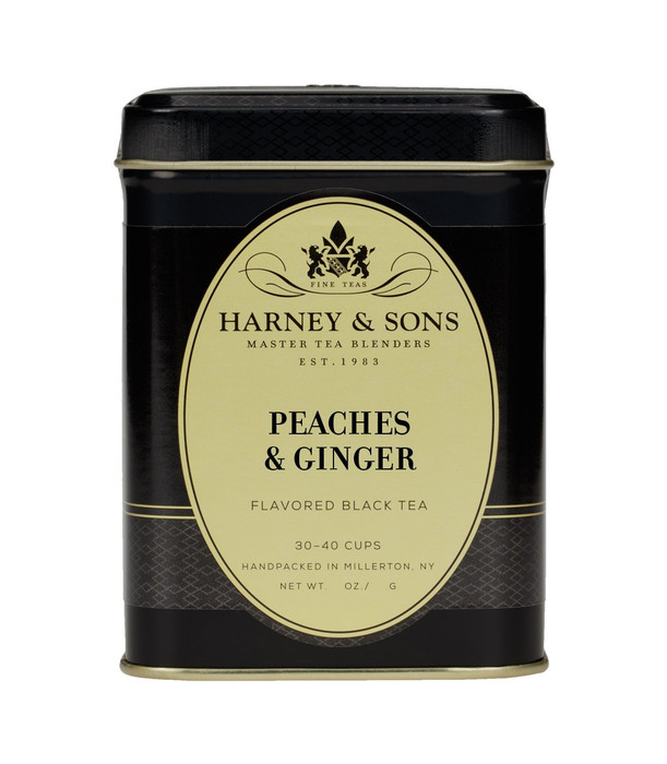 Harney & Sons Peaches & Ginger Loose Tea