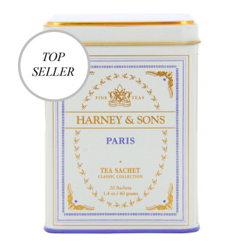 Harney & Sons Paris Classic 20 Sachets Tin