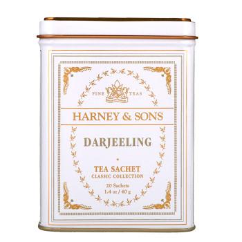 Harney & Sons Darjeeling Classic 20 Sachets Tin