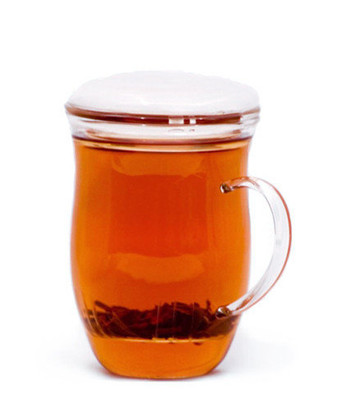 Infuser Tea Mug with Lid