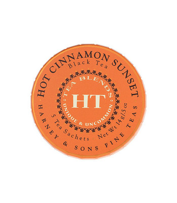 Harney & Sons Hot Cinnamon Sunset Tagalong (5 sachets)