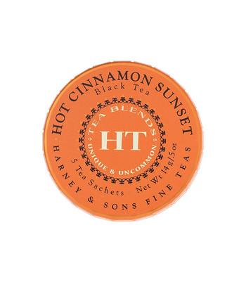 Harney & Sons Hot Cinnamon Sunset  Tagalong (5 sachets)