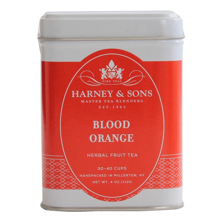 Harney & Sons Blood Orange Loose Tea - 4 oz tin