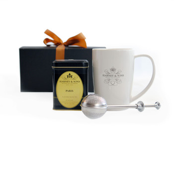 Harney & Sons Paris, Mug, Infuser Gift Set
