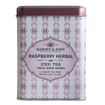 This tea is packaged in a beautiful air-tight tin that maintains the freshnesss of your tea for longer.