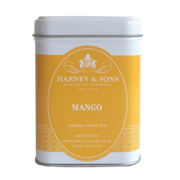 Harney & Sons Mango Fruit Loose Tea 4 oz