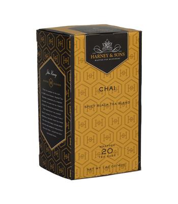 Harney & Sons Chai  20 Premium Teabags