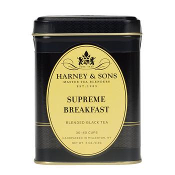 Harney & Sons Supreme Breakfast Loose Tea 4 oz