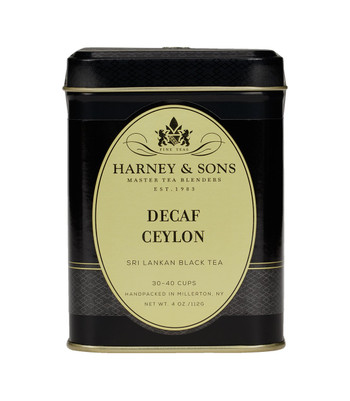 Harney & Sons Decaf Orange Pekoe (Ceylon) 4 oz