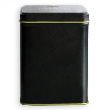 Empty tea tin - Harney & Sons