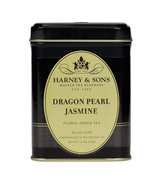 Dragon Pearl Jasmine 4 oz loose tea