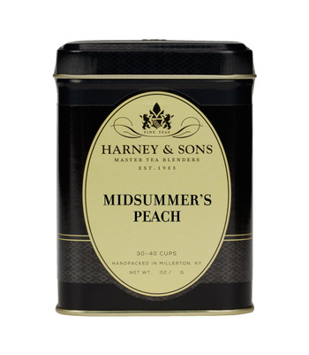 Harney & Sons Decaf Midsummer Peach Tea 4 oz