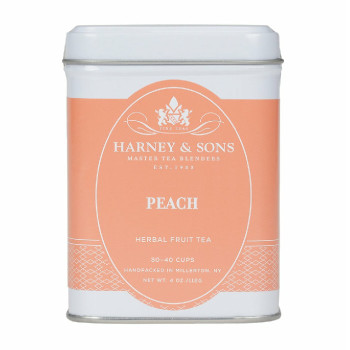 Harney & Sons Peach Tea - 4 oz loose tea
