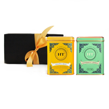 Harney & Sons Calming Tea Gift Set