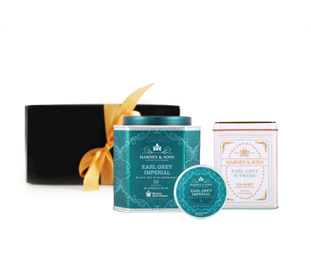Harney & Sons Earl Grey Lover Gift Set