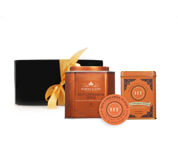 Harney & Sons Cinnamon Lover Gift Set