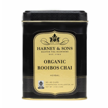 Harney & Sons Organic Rooibos Chai  Loose 4 oz
