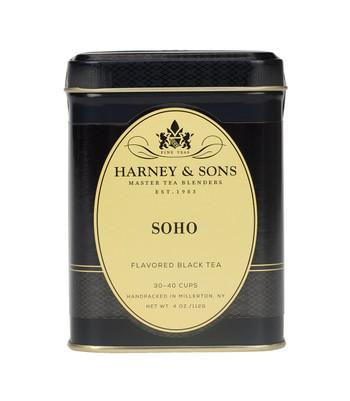 Harney & Sons SoHo 4 oz  Loose Tea