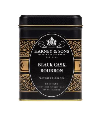 Harney & Sons Black Cask Bourbon 4 oz Loose Tea