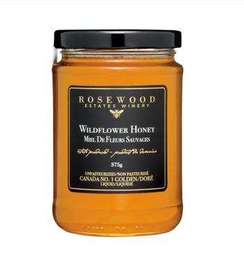 Rosewood Wildflower Honey - 375 g