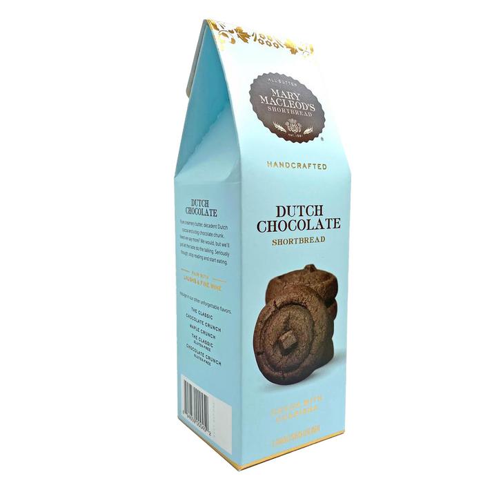 Mary MacLeod's Dutch Chocolate Shortbread Cookies - Peaked Box
