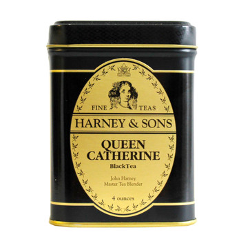 Harney & Sons Queen Catherine Breakfast Loose Tea 4 oz