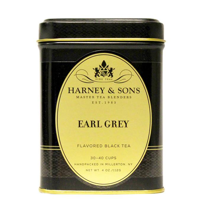 The best Earl Grey Tea