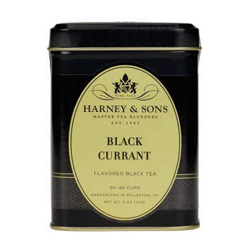 Harney & Sons Black Currant 4 oz Loose Tea