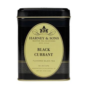 Harney & Sons Black Currant 4 oz Loose Tea